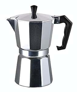 Italian Coffee Maker Seals : Amazon.com: Utensil - High Quality 6-Cup Aluminum Italian Moka Stovetop Espresso Coffee Maker ...