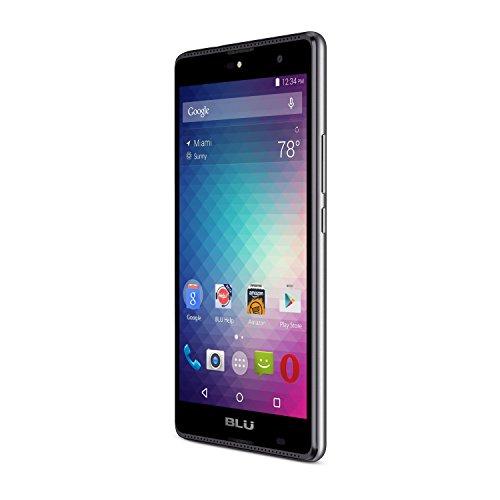 BLU Advance 5.5 HD -Unlocked Dual Sim Smartphone - US GSM - Grey (Advance At compare prices)
