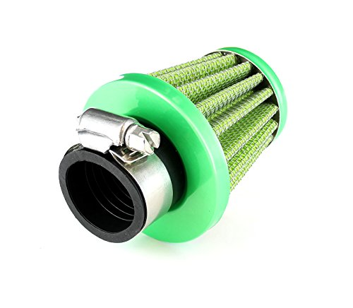 air-oil-filter-breather-kn-style-12mm-18mm-25mm-pit-dirt-quad-atv-motor-bike-green-25mm