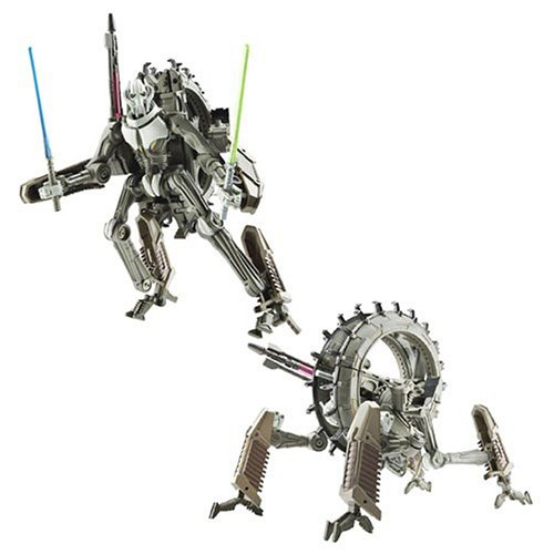 Star Wars General Grievous Toys : Other action figures star wars transformer general