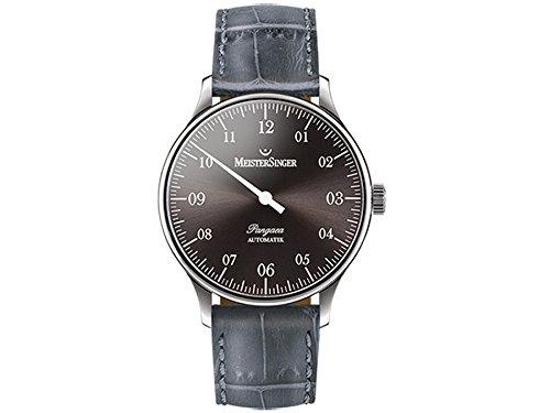 Meistersinger reloj hombre Pangaea 1Z PM907