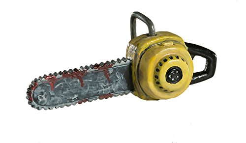 Chainsaw Ornament