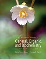 Introduction to General Organic and Biochemistry with by Bettelheim