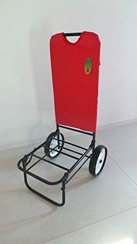 Carrello Porta Sdraio Da Spiaggia.Carrello Spiaggia Trolley Travelkit