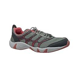 RocSoc Women\'s Rocsoc Water Shoe, Coral/Grey, 8 M US