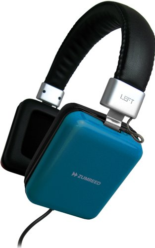 Zumreed / Square Headphones, Blue