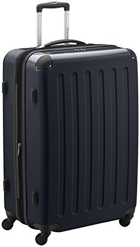 HAUPTSTADTKOFFER, Valigia Rigida Alex, TSA, Taglia 75 cm, 119 Litri, Colore Nero