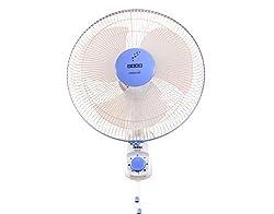 Usha Maxx Air 400mm Wall Fan (Blue)