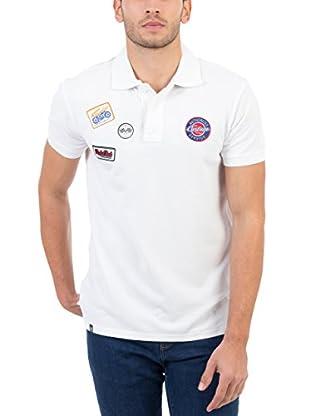 Polo Club Motor Custom (Blanco)