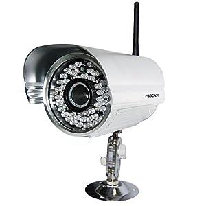 Foscam FI8905W IP WLAN OutdoorÜberwachungskamera  Kundenbewertung und weitere Informationen