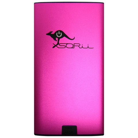 6000 mAh PowerBar Portable Charger Pink Photo
