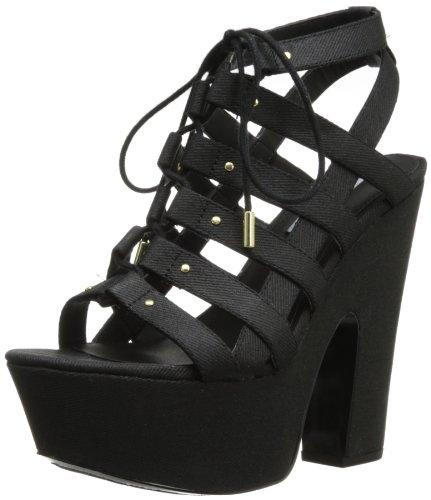 Steve Madden Women'S Gagga Boot,Black,8.5 M Us front-844351