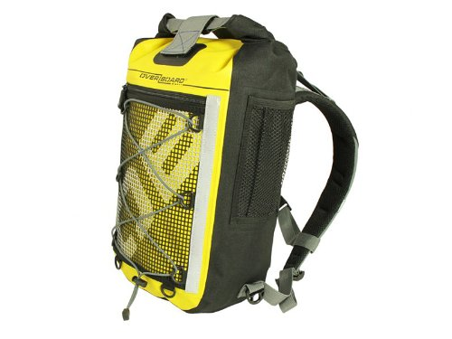 Overboard Waterproof Pro-Sport Backpack, Yellow, 20-Liter - Overboard at Sears.com