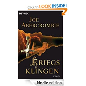Kriegsklingen: Roman (German Edition)