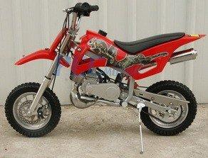 db49a red 49cc 50cc 2 stroke gas motor mini. Black Bedroom Furniture Sets. Home Design Ideas