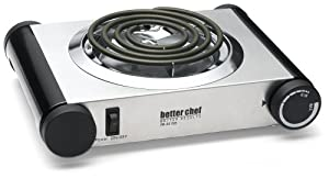Better Chef Buffet Burner Table Top Single