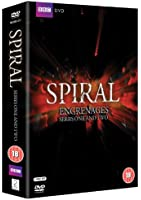 Spiral - Series 1-2 [DVD]