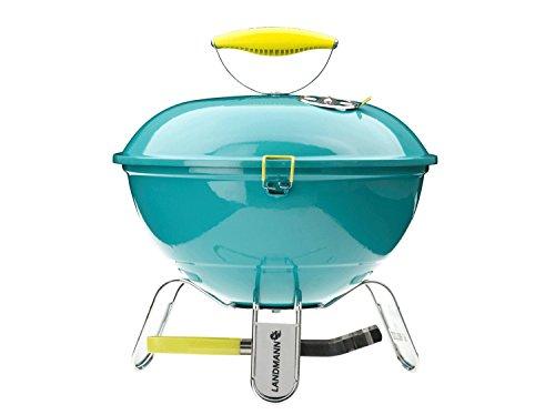LANDMANN 31375 barbecue e bistecchiera