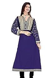 Harshil Fashion Women Kurtas (4006) (XL)