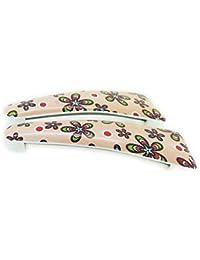 IOna Beauty Essentials TTSET16G6Tik Tic Tac Clips Hair Clip Grip Snap Sleepy Hair Pin For Girls