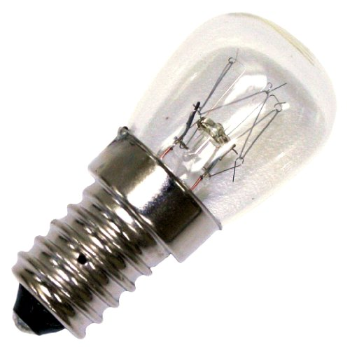 Satco 15142 - 15Wpr/E14/Oven 120-130V S7954 Indicator Light Bulb front-211843