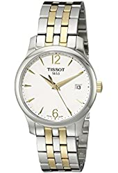 Tissot Women's T0632102203700 Tradition Analog Display Swiss Quartz Two Tone Watch