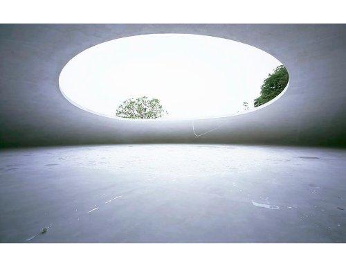 豊島美術館 写真集