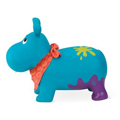 "B 70.1505""Bouncy Boing hankypants hipopótamo Hopper"" juguete"