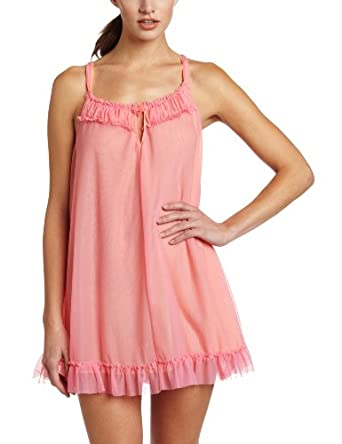 Betsey Johnson Women's Tricot Swing Slip
