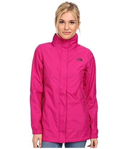 The North Face Resolve Parka Womens (Medium, Fuschia Pink)