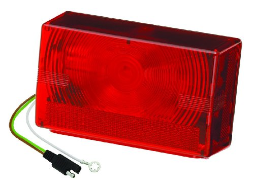 Best Price Wesbar Right Hand Submersible Tail Light Over 80-Inch BlackB0000AZ5PM