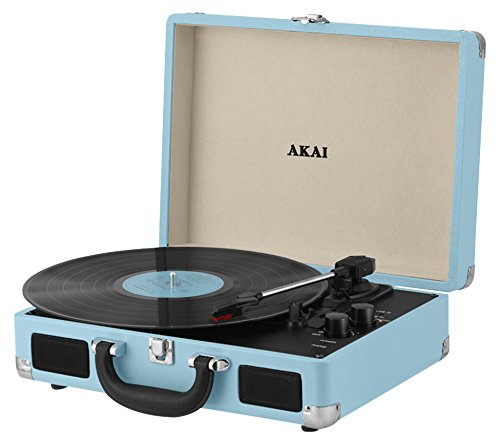 akai-a60011nb-briefcase-style-3-speed-portable-turntable-with-built-in-speakers-supports-vinyl-bluet