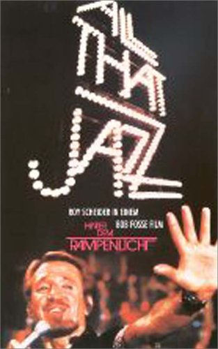 All that Jazz - Hinter dem Rampenlicht [VHS]