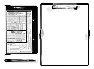 White Coat Clipboard 2.0