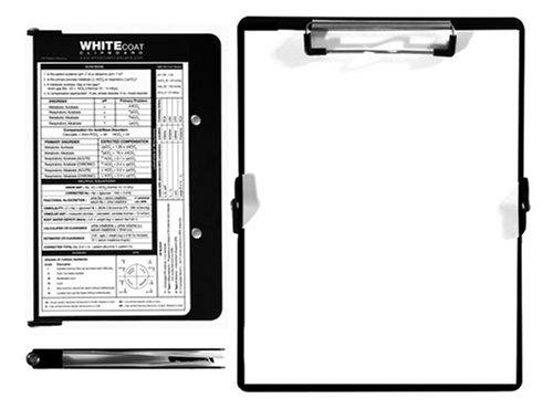 Math depot calculators white coat clipboard 2 0