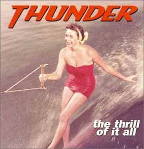 Thunder - The Thrill of It All - Zortam Music