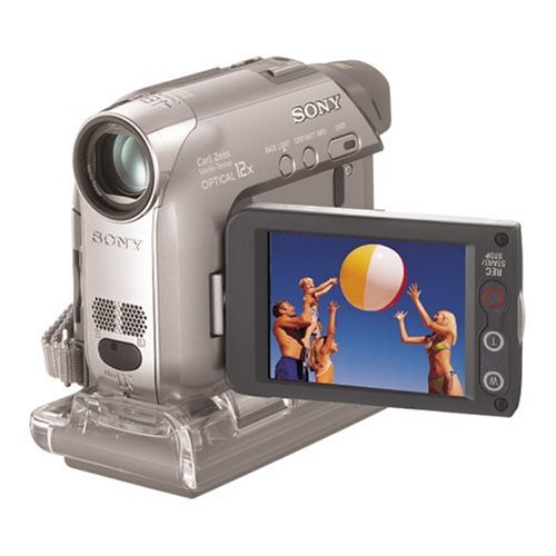 Sony DCR-HC42E Handycam MiniDV Camcorder [1Mp, 12x Optical, 2.7