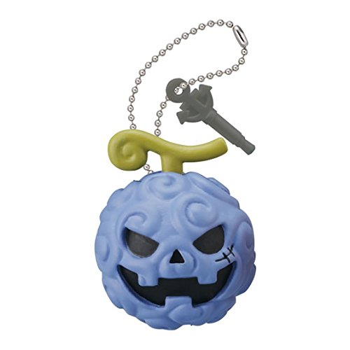 One Piece Double EarPhone Plug Jack Mascot Figure Swing Keychain~Halloween~Gomu Gomu no Mi Gum Gum Fruit (Kirby Halloween compare prices)
