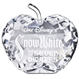 Swarovski Crystal Snow White Apple Title Plaque 1016525