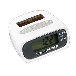 Podomètre / Calorimètre Solaire - indiscount ®