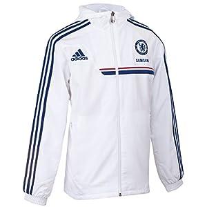 Chelsea White Presentation Jacket 2013 - 2014