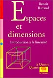 Espaces et dimensions