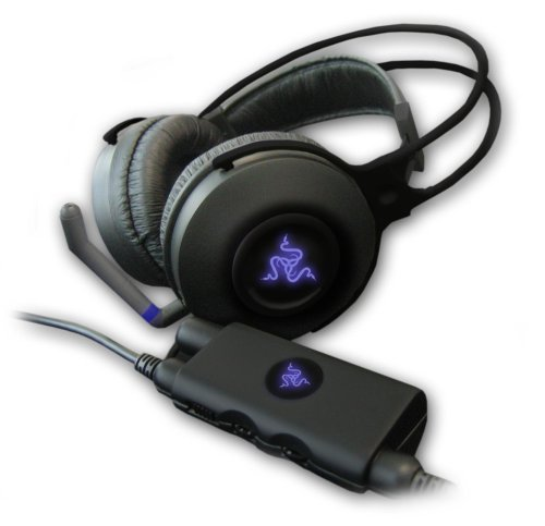 Razer HP-1 Barracuda 8-Channel Gaming Headphones