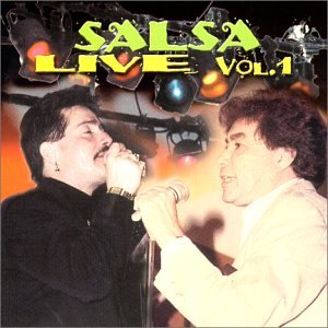Frankie Ruiz - Salsa Live, Vol. 1 - Zortam Music