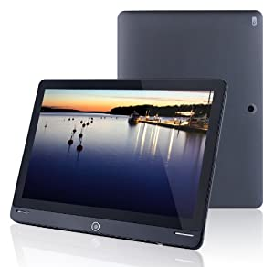 10.1'' Google Android 4.1 Jelly Bean 16Gb Tablet PC MID Rockchips RK3066 Cortex A9 Dual Core CPU, 1.6Ghz, Quad Core GPU, 1Gb Ram, IPS 10-Point Multi-Touch Screen 1280x800, Front Camera+Rear Camera, Google Play Pre-Installed, HDMI 2160P Output, Skype Video