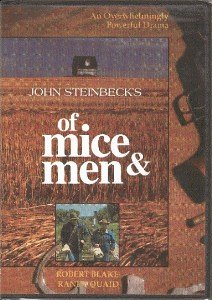the accidental killing of mice in of mice and men a novel by john steinbeck Many examples of foreshadowing can be found in john steinbeck's of mice and men there are three major examples that stand out the most in his story  of foreshadowing in of mice and men help .