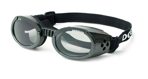 Artikelbild: Doggles Doggles Hunde Sonnenbrille schwarz (Gr. XL (für Hunde ab 41kg))