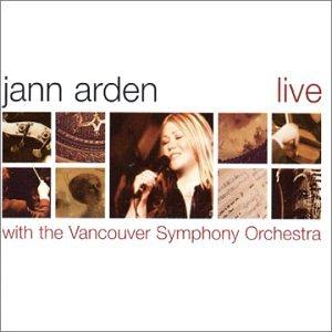 Jann Arden - Live With Vancouver Symphony - Zortam Music