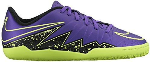 Nike Jr Hypervenom Phelon Ii Ic Jungen Fußballschuhe