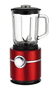 Morphy Richards Accents 48988 Table Blender, Red from Morphy Richards